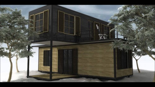 CONSIDERATIONS WHEN BUYING A SHIPPING CONTAINER HOUSE